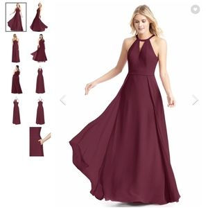 44087cb51f1 Azazie Dresses - Azazie Melody Bridesmaid Dress in Cabertnet